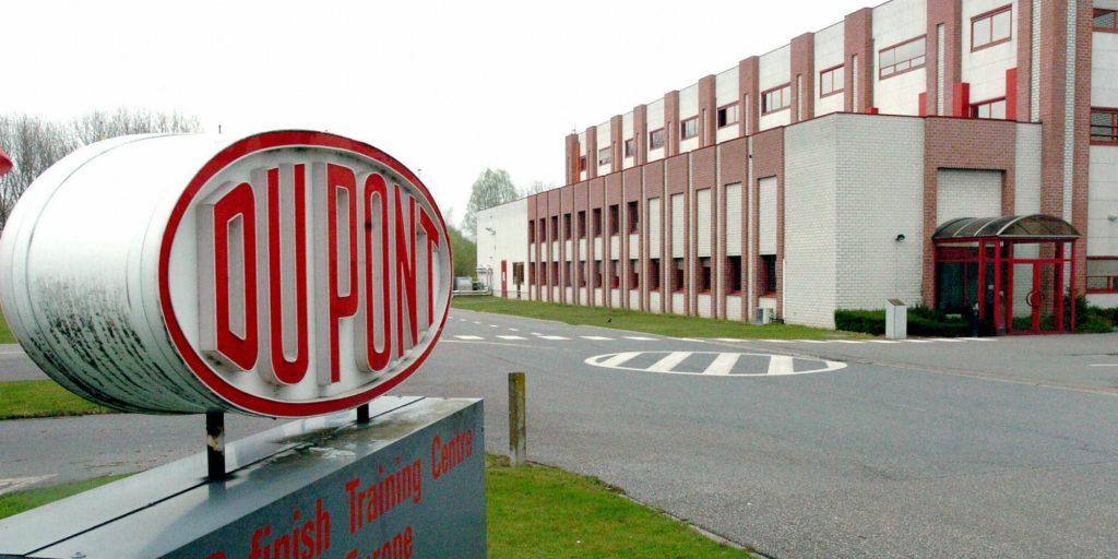 Trụ sở DowDuPont được đặt tại cả Midland thuộc bang Michigan và Wilmington thuộc bang Delaware