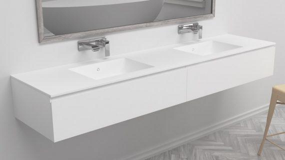 Chậu rửa mặt bàn đá Solid Surface có chất lượng không?