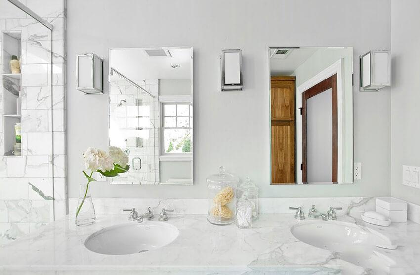 Mẫu bàn lavabo đẹp thời thượng đáng mua nhất thị trường