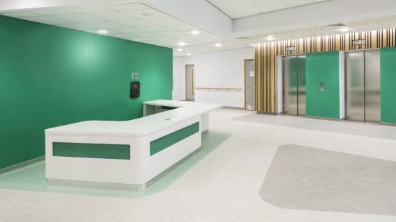 sàn bệnh viện